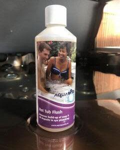 Hot Tub Flush
